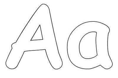 Printable Alphabet Letters Printable Alphabet Letters Small