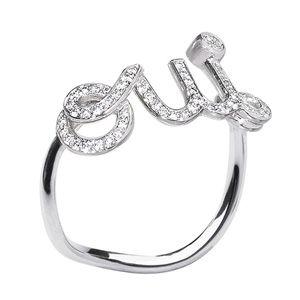 bague diamant dior