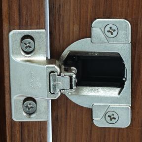110 Deg Face Frame Euro Hinge 3 4 Overlay Edge Mount Pair Face Frame Cabinets Face Framing Overlay Hinges