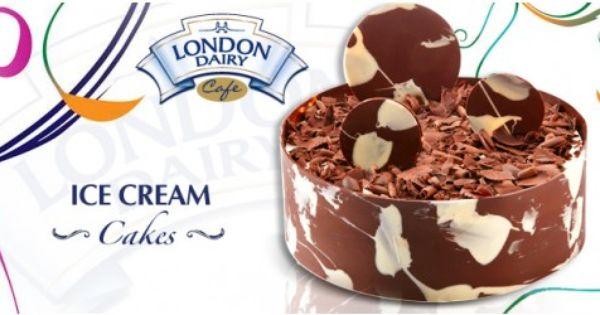 London Dairy Cakes Ice Cream Cake Cake Desserts