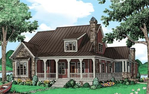 Kettle River Home Plans And House Plans By Frank Betz