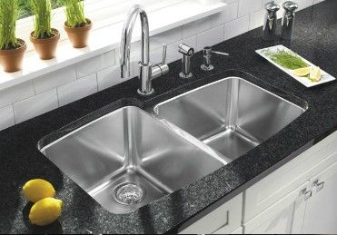 Stainless Steel Kitchen Sinks For Durable Renovation Undermount