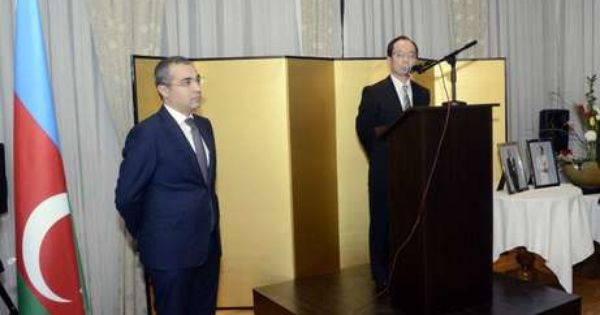 Japan S National Holiday Marked In Baku National Holidays Baku Japan