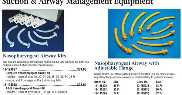 Suction amp airway management equipment from veralph emergency