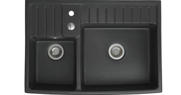 vier poser timbre d 39 office baroque 2 bacs cuisine pinterest. Black Bedroom Furniture Sets. Home Design Ideas