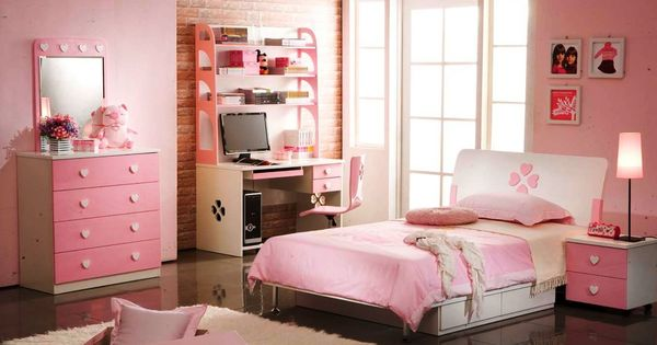 Appealing simple teen bedroom ideas with cute twin bed and for Cute cheap bedroom ideas