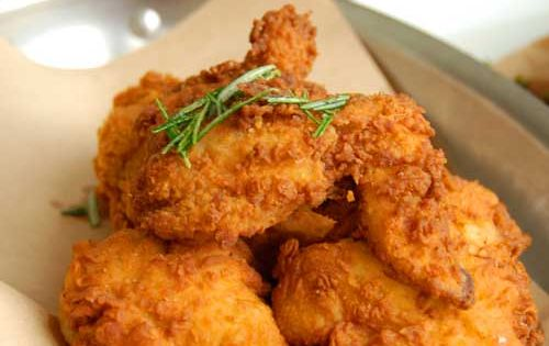 Baked fried chicken, Fried chicken and Chicken recipes on Pinterest