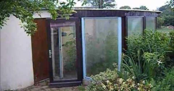 Construire Une Serre De Jardin Fabrication Maison