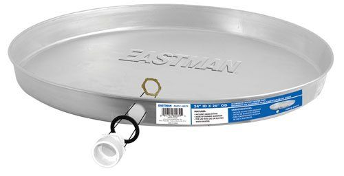 Eastman Cecominod067303 60079 Water Heater Pans 24 Id X With Images Water Heater Pans Gas Water Heater Water Heater