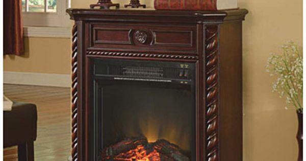 Big Lots Petite Foyer Fireplace : Petite foyer electric fireplace at biglots