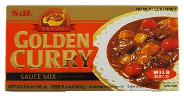 Sb Golden Curry Mild Jumbo 290111s181 Chicken Katsu Curry Katsu Curry Recipes Curry Recipes