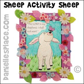 Doing crafts with your kids can help develop their coordination, improve visual processing abilities, hone fine motor skills in the smallest kids, and allow children of all ages to express themselv. Pin On Sheep And Shepherd Crafts