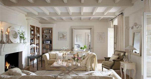 Decoraci n cl sica en una casa andaluza for Casa clasica country
