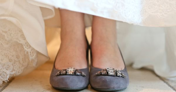 12 wedding shoes to fall in love with grigio blog e scarpe