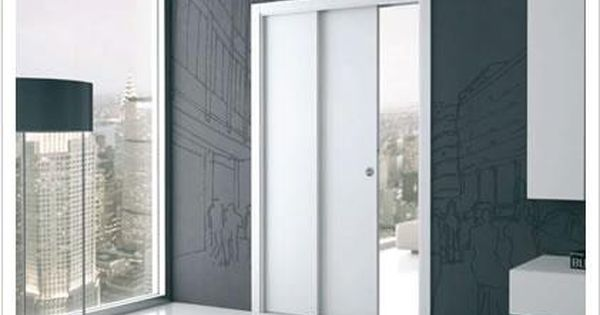Telescopic Single - Eclisse - Sliding Door Systems   Home: Doors ...