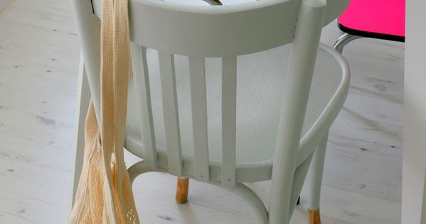 Painted chair, Kitchen chairs, Upcycled furniture, Chair
