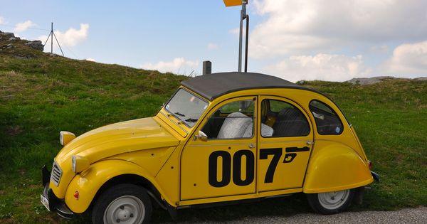 Bond S New Car By Pierre Meunier 500px New Cars Citroen Car Humor