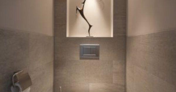 Idee voor toilet mooie combi van kleuren interieur pinterest kleuren badkamer en wc - Idee van deco badkamer ...