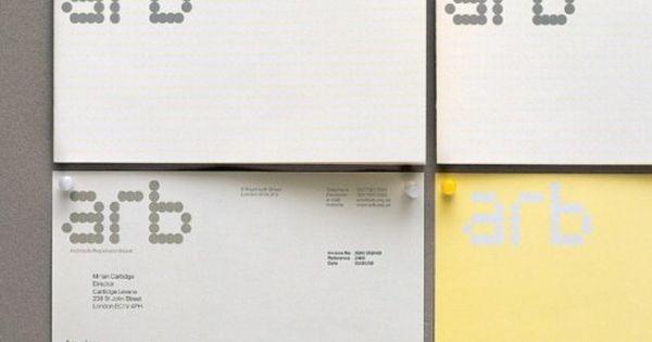 Cartlidge Levene Arb Stationery 1999 Cool Designs Branding