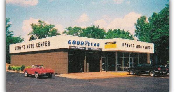 Dewey S Auto Center Fenton Mi Our Family Business Decor