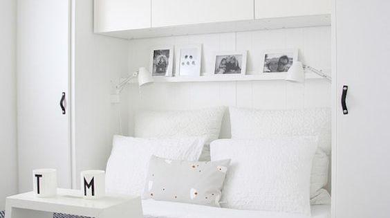 Dormitorios peque os grnades soluciones dormitorios - Soluciones dormitorios pequenos ...