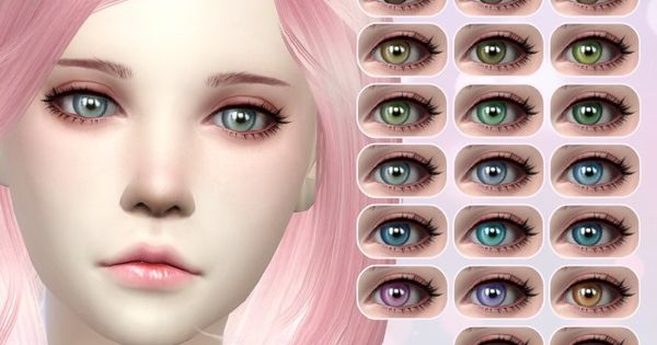 the sims resource eyes 2 by aveira sims 4 downloads
