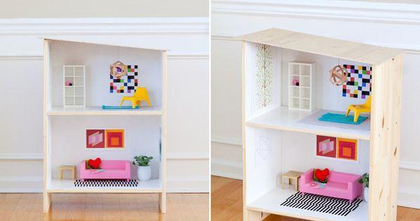 transformez un berceau ikea en lit cododo maisons de poup es armoires et hacks. Black Bedroom Furniture Sets. Home Design Ideas