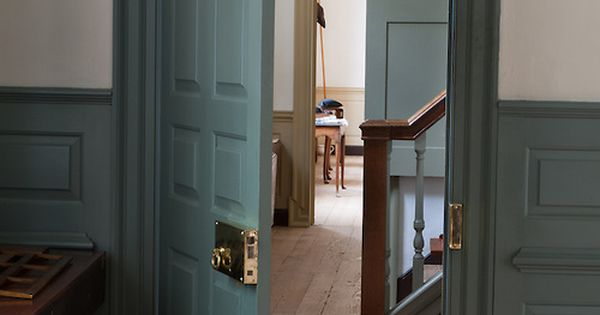 Love This Trim Paint Color Raleigh Tavern Colonial