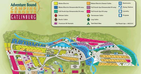 Campground Map Google Search Camp Ground Design