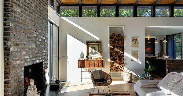 Casas r stica moderna y con toque vintage casas for Casas modernas vintage