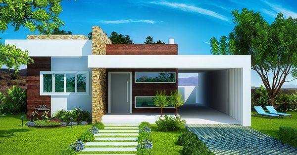 House 102 fix 800 502 pixeles casas pinterest for Casas chiquitas y modernas