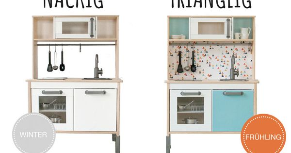 ikea duktig play kitchen for kids ikea hack limmaland. Black Bedroom Furniture Sets. Home Design Ideas
