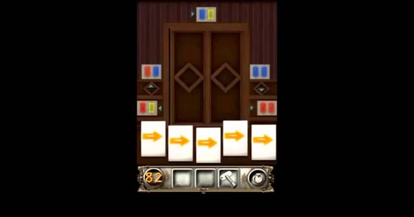 Awesome 100 Floors Escape Level 82 Answer And Description In 2020 Doors And Floors Flooring Escape Room Game
