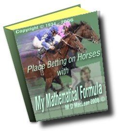 Mathematical betting on horses statistical arbitrage sports betting