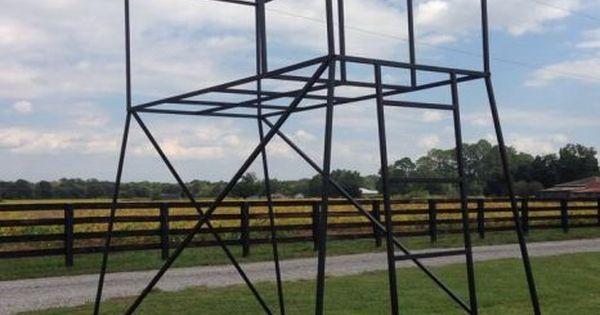 Deer Stand Metal Frame Louisiana Sportsman Classifieds