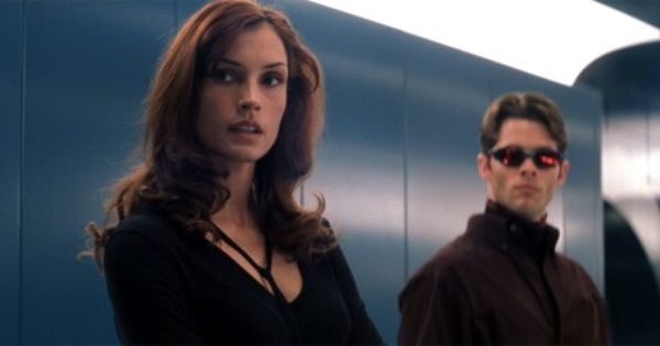 Jean Grey And Scott Summers X Men Celebrity Names Xmen Movie