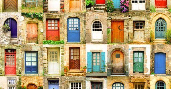Inspirational doors, doors and more doors