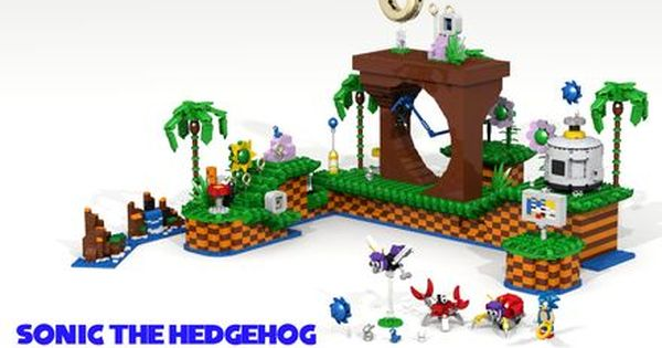 Lego Sonic The Hedgehog Sonic Sonic The Hedgehog Cake Sonic The Hedgehog
