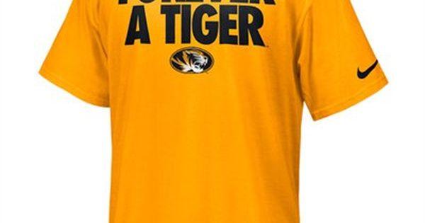 Nike Missouri Tigers Rise Roar Forever A Tiger T Shirt Gold Basketball Shirt Designs College Shirts Team Shirt Designs