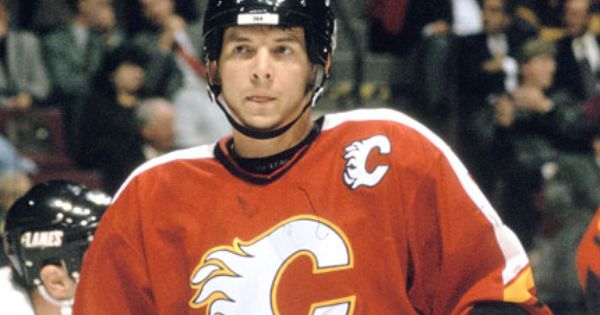 Theo Fleury A Competitor With Few Peers Both On And Off The Ice Sport Hockey Calgary Flames National Hockey League