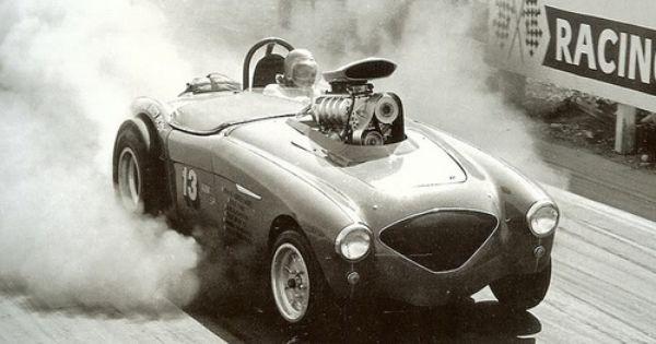 Austin healey drag racer race pinterest for San fernando motors austin