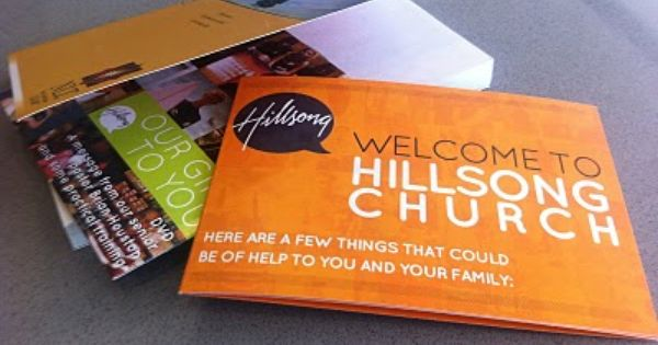Welcome packet hillsong church church ideas pinterest hillsong church churches and Interior design welcome packet