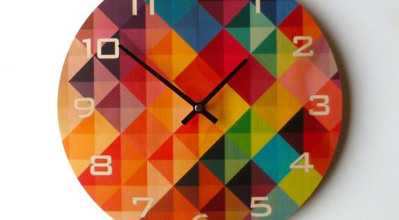 Looking at the clock would be fun with this one :) Objectify