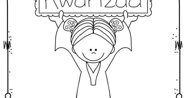 kwanzaa coloring pages preschool spring - photo#33