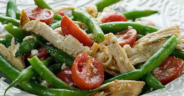 Mediterranean Chicken Salad Recipe Lunch and Snacks, Main ...