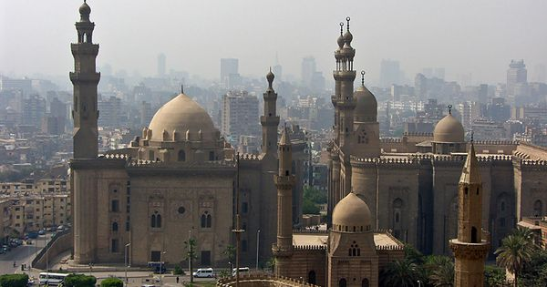 Cairo, Egypt. This is one of the top places on my list!