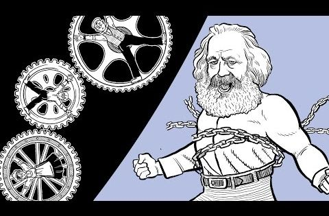 """am analysis of marxs theory of alienation Essay on marx's concept of alienation to modern sociology """"the theory of alienation remained central to marx's social and economic analysis."""