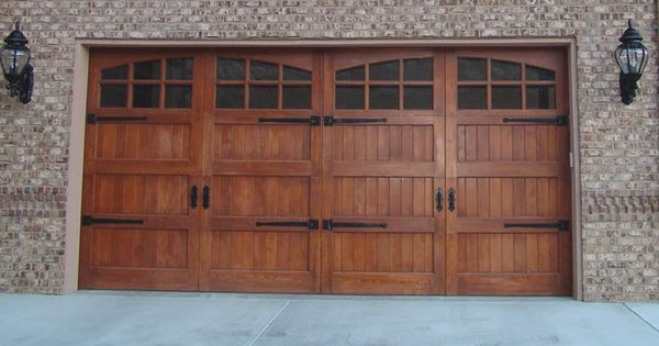 Amarr By Design Carriage House Amarr Wood Doors