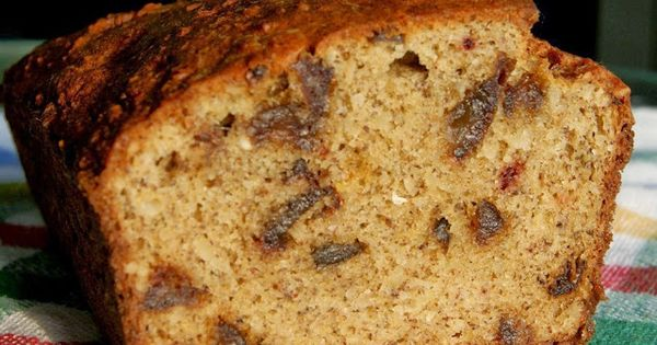 Chlebek Bezglutenowy Na Mace Migdalowej Food Desserts Bread