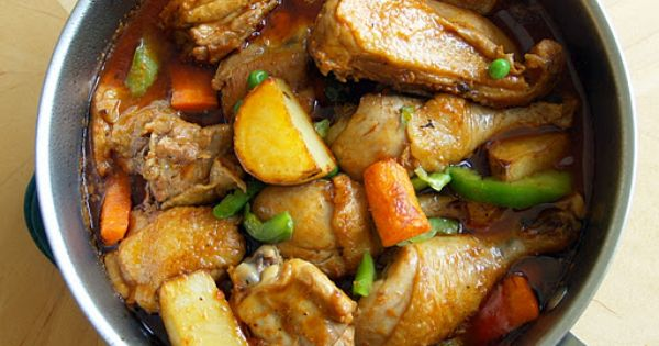 Getting old, Braised chicken and Sauces on Pinterest